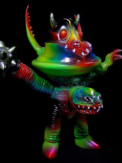 Elegab Cyborg Monster Mr. X
