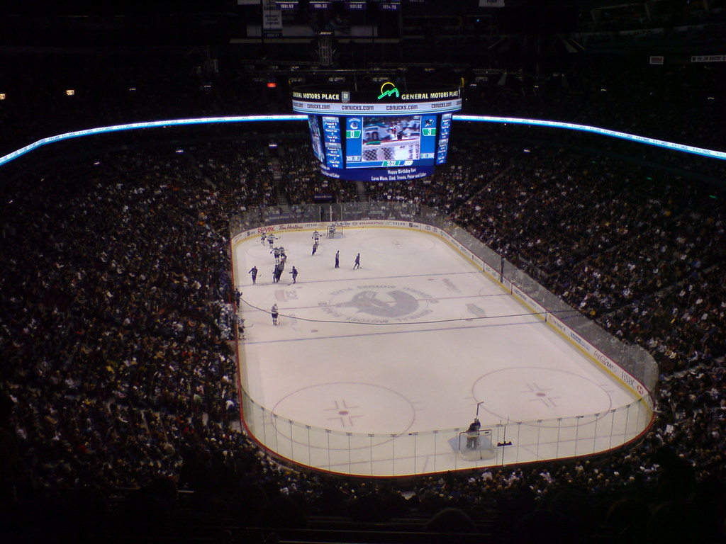 Vancouver Canucks game