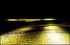 Shine on the Beach (creativefi) Tags: beach yellow sand picnik kudeta worldbest excapture creativefi sunsetcocktails