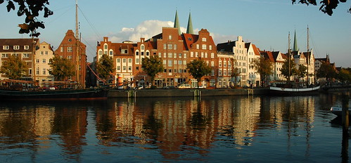 Nómadas - Lübeck, la isla de las siete torres - 06/09/15