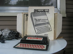 microace vintage computer (Lisa Voss) Tags: vintage computer nebraska geeks zx80 microace socialwebclass
