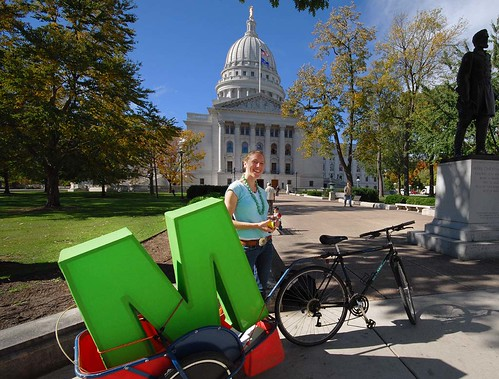 M Is for (Mpowering) Madison
