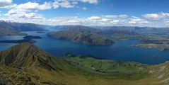 Panorama Lake Wanaka from Mt. Roy - New Zealand, South Island (normandie2005_horst Moi_et_le_monde) Tags: newzealand panorama water geotagged aqua eau wasser pano panoramic panoramica panoramicas southisland geotag mountroy lakewanaka panormicas neuseeland panoramique panoramics panorame panormicas panoramiques panoraama 1000placestoseebeforeyoudie 1000places panormiques nouvellezealande panoramisch 1kptsbyd panoramin  panoramatick panoramisk     panormas panoramiczny  panoramski