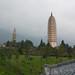 pagodas near Dali