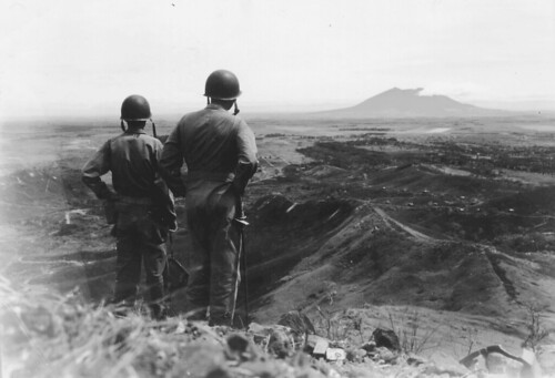 Top of the World, Luzon WWII picture