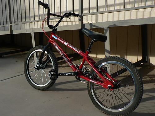 Free Agent BMX bike by .:Peter:..