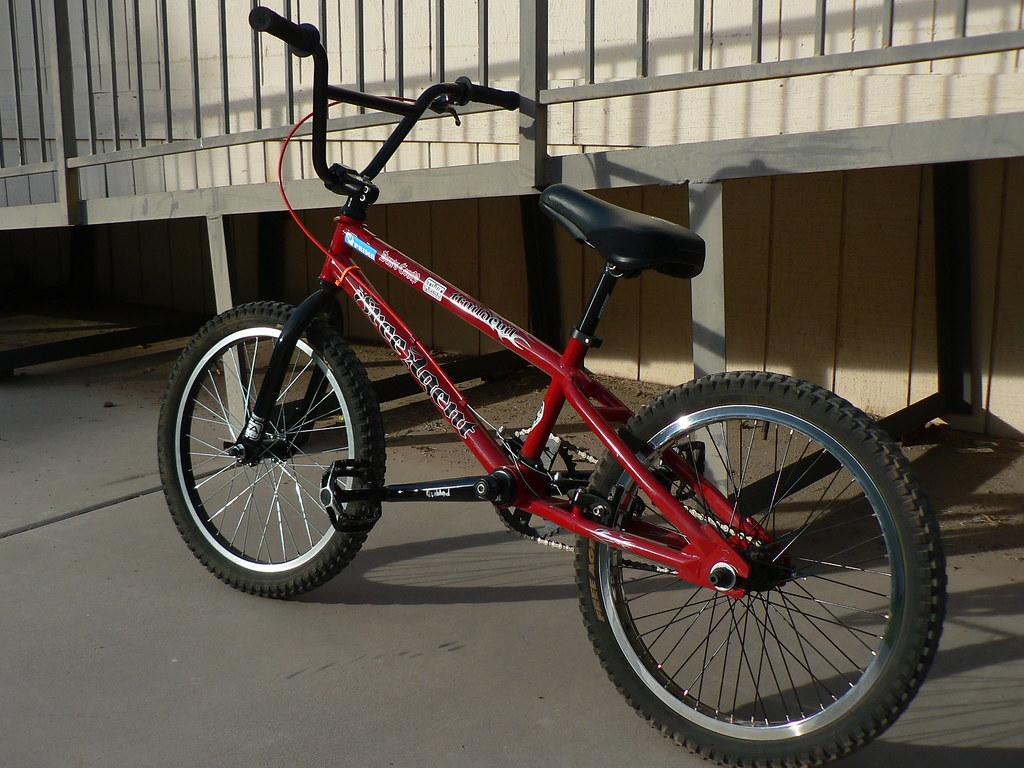 Free Agent BMX bike