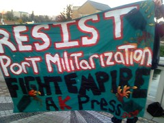 Resist Port Militarization
