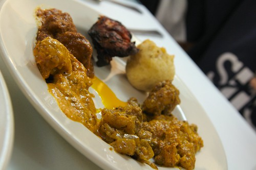 The Meal - Suraj Indian Cuisine