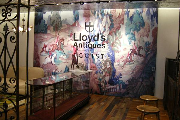 Lloyd's Antiques EGOIST/ロイズ・アンティークス エゴイスト