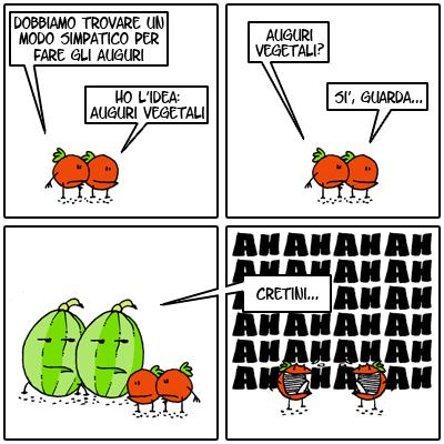 Capodanno 2008 - pomodorini