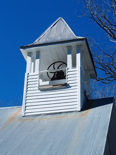 Primitive Baptist Church Steeple