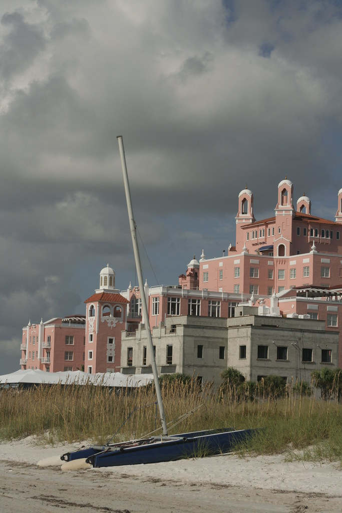 Don Cesar Hotel, St Pete Beach, Florida