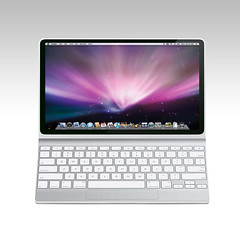 Apple NetBook / MacBook Nano by Frunny