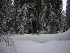 jason :) (JJ_LR) Tags: snowshoeing twinlakes snoqualmiepass