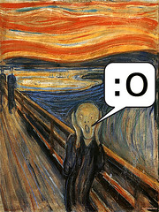 The Scream / El Grito