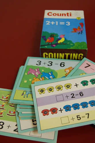 Thrifted Tuesday - counting game