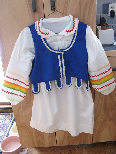 Volyn blouse and vest