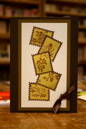 postzegelkaartje