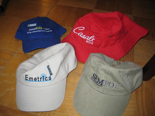 Hats from Dan Perry