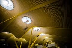 Madrid Barajas International Airport. (OutFocus) Tags: madridbarajasinternationalairport