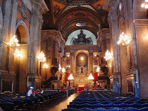 Igreja da Candelaria - Brasil - Rio de Janeiro - Brazil by _ d Claudio Lara d