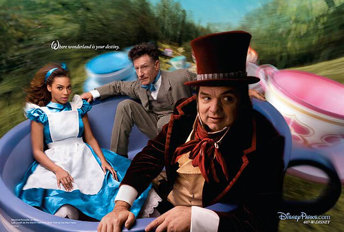 Annie Leibovitz's Disney Dream Portrait Series - Alice
