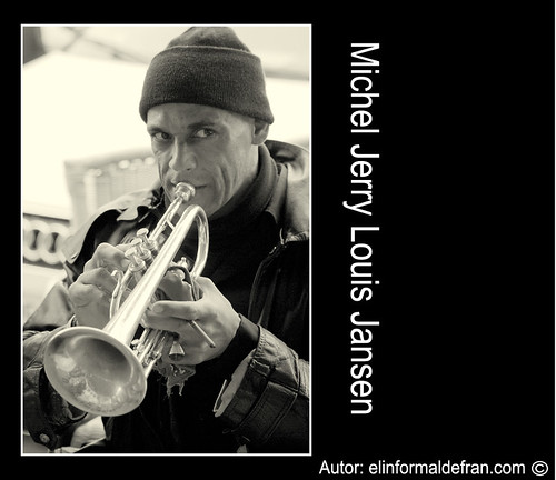 trompetista Michel Jerry