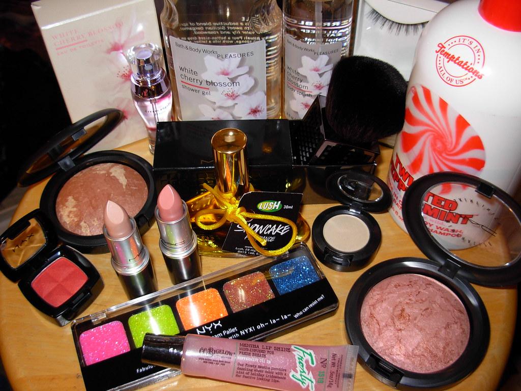 January 2008 Makeup