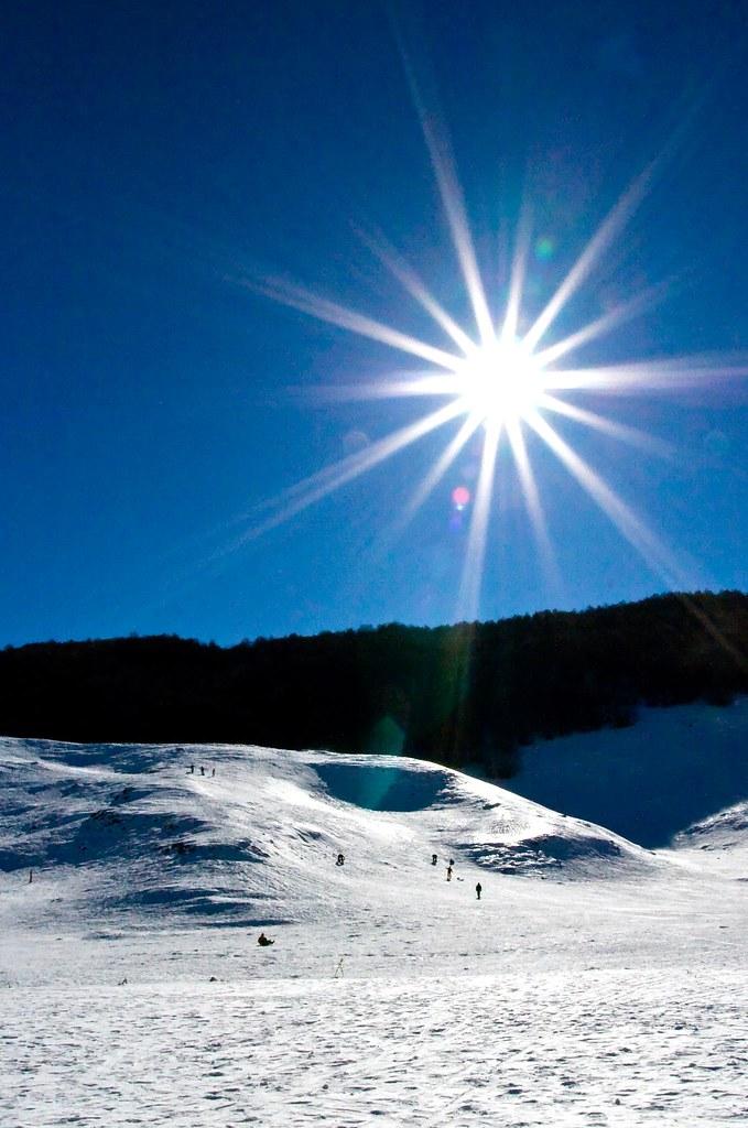 Nos acercamos a la época invernal y, aunque os pueda parecer una contradicción, vamos a hablar de filtros solares y gafas de Sol.