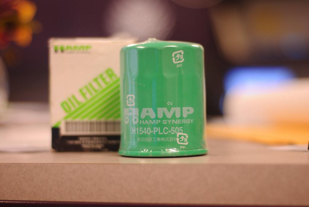 Hamp Oil Filter