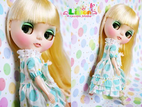 ♥.LILI-GA.♥ __CUSTOM__BLYTHE by ♥.LILI-GA.♥.