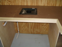 Miter Bench and Storage 4
