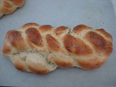 A perfect challah