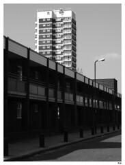 North woolwich block (Manuel.A.69) Tags: city building london architecture yahoo google flickr londres metropolis geography londra urbanrenewal geographie urbanregeneration appert manuelappert régénérationurbaine
