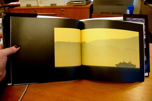 Sailing past Samos
