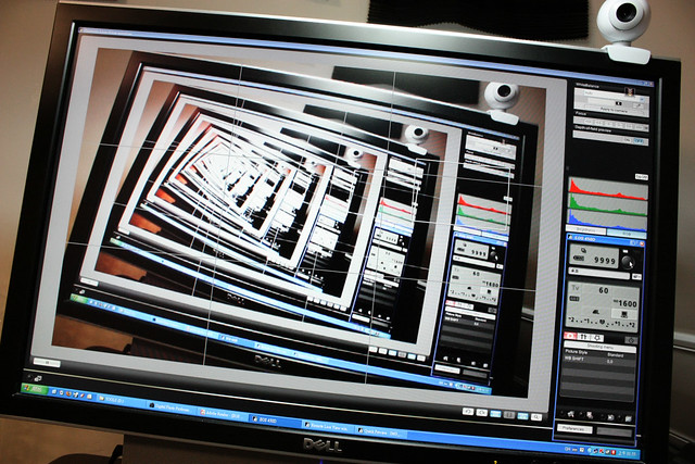 EOS 450D LiveView