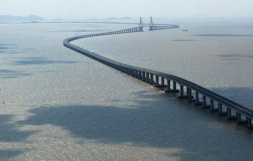 le pont de Donghai