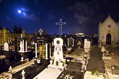 Cross (.craig) Tags: longexposure moon church graveyard stone night photography chapel malta victoria photographic graves craig rabat gozo marlbe craigallen anabadili