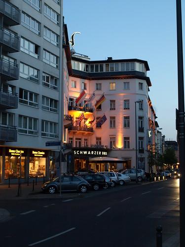 P5123423 - Schwarzer Bock Hotel - Wiesbaden, Germany