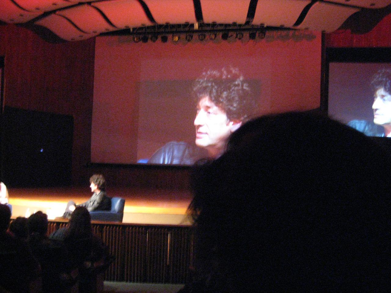 Three Faces of Gaiman