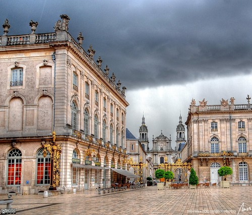 Nancy - France by MorBCN.