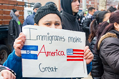 Baltimore Immigrant Protest 16FEB17 (Epi Ren) Tags: immigration protest social justice baltimore maryland