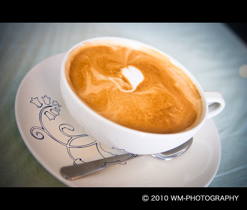 Latte @ Marulilu Cafe