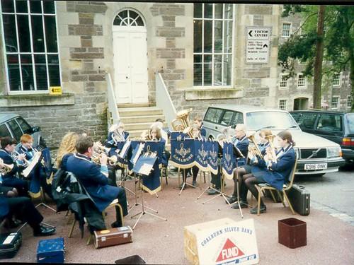 The Coalburn Band