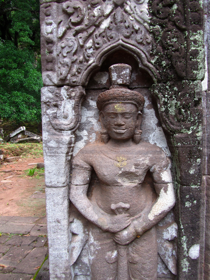 5735871995 097aa8f46e o Visiting Wat Phou (Ancient Temple Complex) in Champasak, Laos