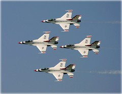 U.S. Air Force Thunderbirds (Madbuster75) Tags: photofaceoffwinner pfogold