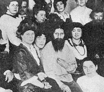 Rasputin y amigos