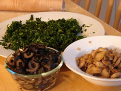 spinach_mushrooms