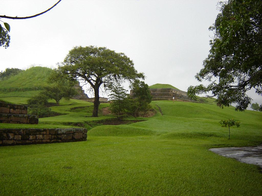 paisajes de el salvador